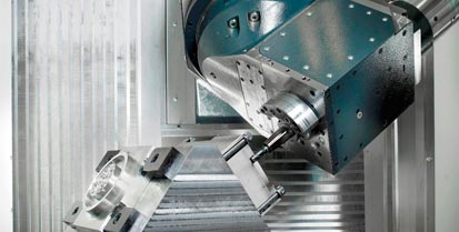 5-Axis Maching Center